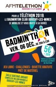 Badmin thon2019